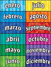 Spanish Months Poster-NOT Altered: www.workboxsystem.com/catalog/i61.html